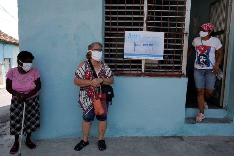 Cuba gera esperanças na América Latina com vacina própria contra Covid-19