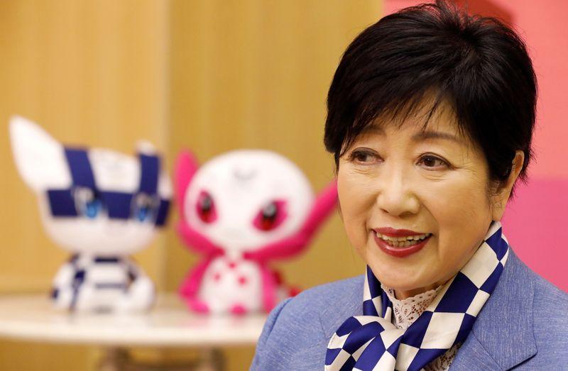 Governadora de Tóquio promete sistema de saúde pronto para Olimpíada