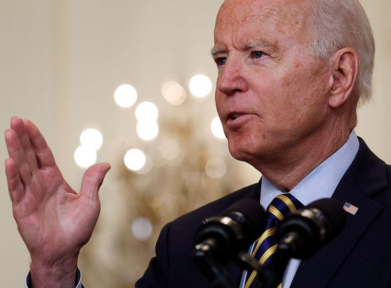 Biden diz estar confiante em acordo sobre projeto de infraestrutura