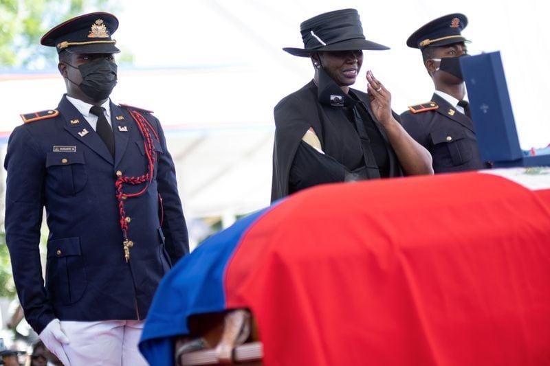 Coordenador de segurança do presidente haitiano assassinado é preso pela polícia