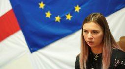 Atleta bielorrussa decidiu desertar a caminho do aeroporto após família manifestar temor