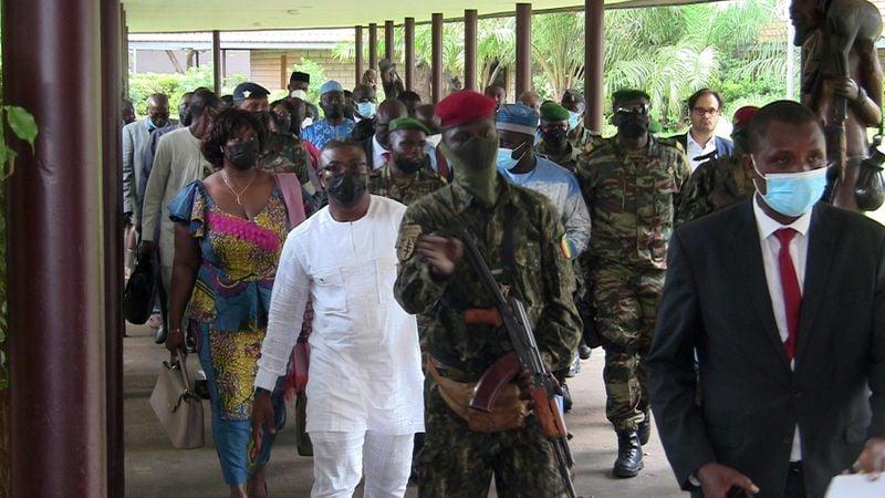 Líderes da África Ocidental farão cúpula sobre golpe na Guiné na 5ª-feira