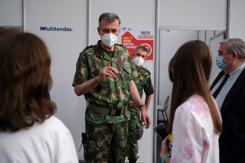 Portugal atinge 80% da população totalmente vacinada contra Covid-19