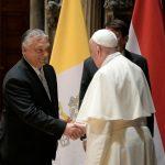 Papa me inspirou sobre valores familiares, diz premiê da Hungria