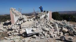 Terremoto em Creta danifica prédios antigos e mata uma pessoa