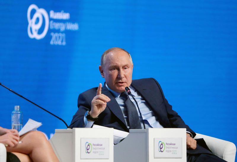 Putin diz ver potencial para trabalhar com Biden em energia, segurança e mais