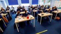 Reino Unido registra maior número de casos de Covid-19 desde meados de julho