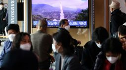 Coreia do Norte testou míssil balístico lançado de submarino, diz Seul