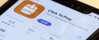 """Aplicativo do Vaticano """"Clique para Rezar 2.0"""" aproxima fiéis de Deus"""