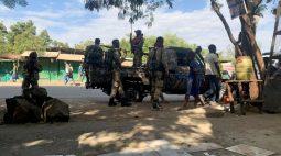 Etiópia ataca capital de Tigré e moradores fogem de cidade vizinha