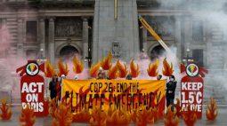 UE vai pressionar nações ricas a aumentarem financiamento climático na COP26
