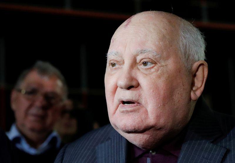 Último líder soviético, Gorbachev comemora aniversário de 90 anos no Zoom