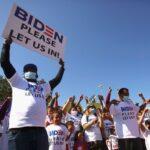 EUA detiveram 100.000 imigrantes na fronteira com o México em fevereiro, dizem fontes