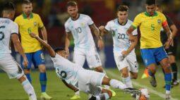 Presidente propõe organizar Copa América só na Argentina diante de crise na Colômbia