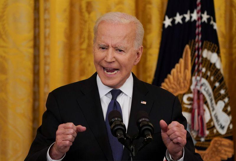 Biden diz que comunidade de inteligência dos EUA está dividida sobre origem da Covid-19