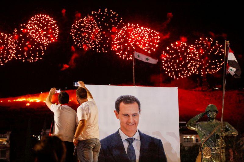 Bashar al-Assad conquista quarto mandato na Síria com 95% dos votos