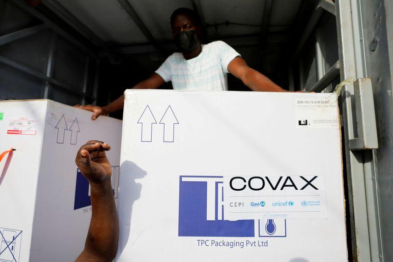 Covax busca financiamento e vacinas de países do G20