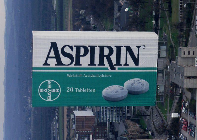 Aspirina não aumenta sobrevivência de pacientes de Covid-19, diz estudo britânico