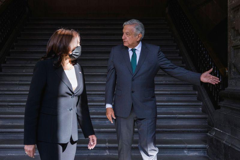 Kamala Harris elogia negociações com México e promete investimento para conter imigração
