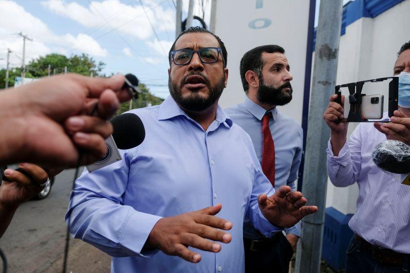 Polícia da Nicarágua detém terceiro pré-candidato à Presidência opositor de Ortega