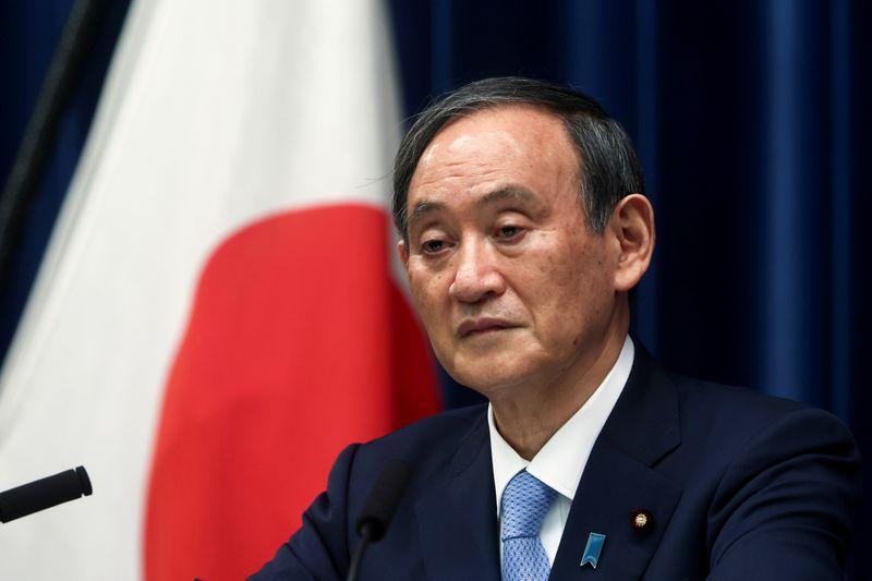 Premiê do Japão lamenta enfrentar pressão de realizar Olimpíada na pandemia