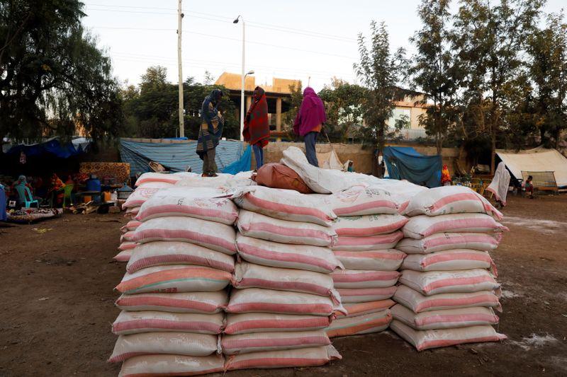 Cerca de 350 mil na região etíope de Tigré passam fome, diz ONU