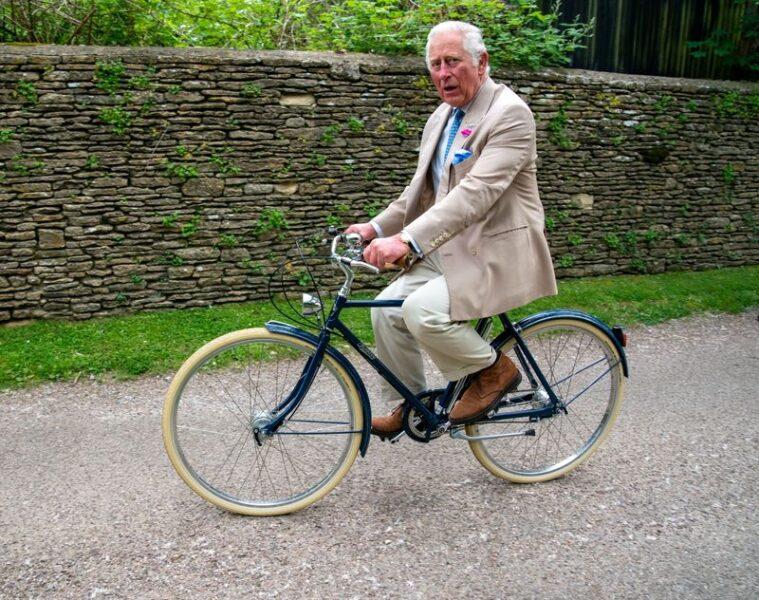 Príncipe Charles diz que setor privado é essencial para resolver crise climática
