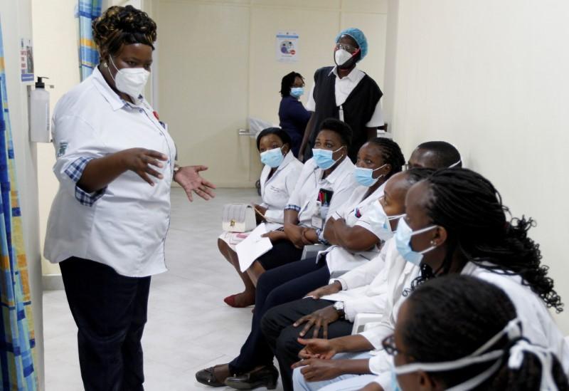 África será prioridade na doação de doses de vacina contra a Covid-19 pelo G7, diz OMS