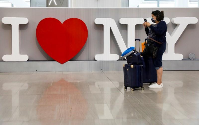UE deve adicionar EUA à lista de destinos seguros de viagem