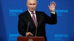 Putin e Biden concordam com retorno de embaixadores a Washington e Moscou