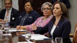 Kamala Harris lança campanha por direitos dos eleitores nos EUA