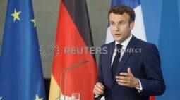 Macron diz que países da UE precisam coordenar políticas de reabertura de fronteiras
