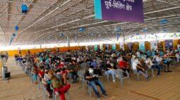 Índia atinge recorde de vacinação contra Covid com distribuição gratuita