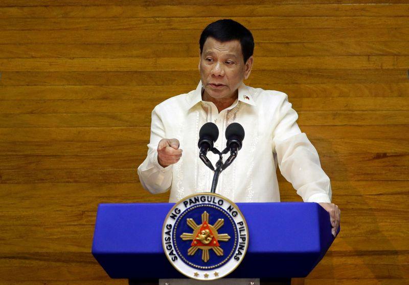 Presidente das Filipinas ameaça prender quem recusar vacina contra Covid-19