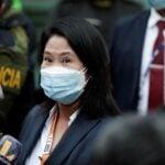 Juiz peruano rejeita prisão preventiva de Keiko Fujimori por lavagem de dinheiro