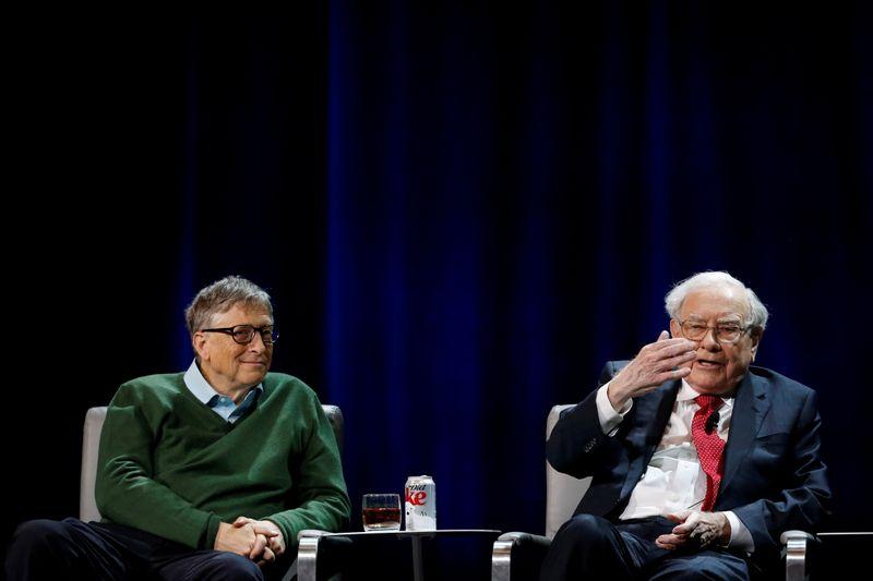 Buffett renuncia como trustee da Fundação Bill e Melinda Gates, doa US bi para filantropia