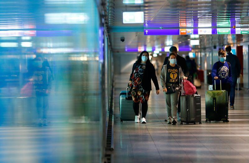 Alemanha alivia restrições para viajantes do Reino Unido e outros países