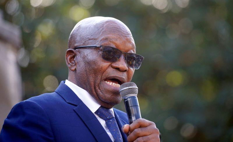 Ex-presidente sul-africano Zuma pode sair da prisão em 4 meses, diz ministro da Justiça