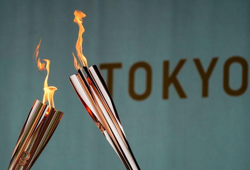 Dois membros de delegações visitantes de Tóquio 2020 testam positivo para Covid-19